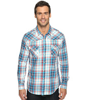 Rock and Roll Cowboy - Long Sleeve Snap B2S9058