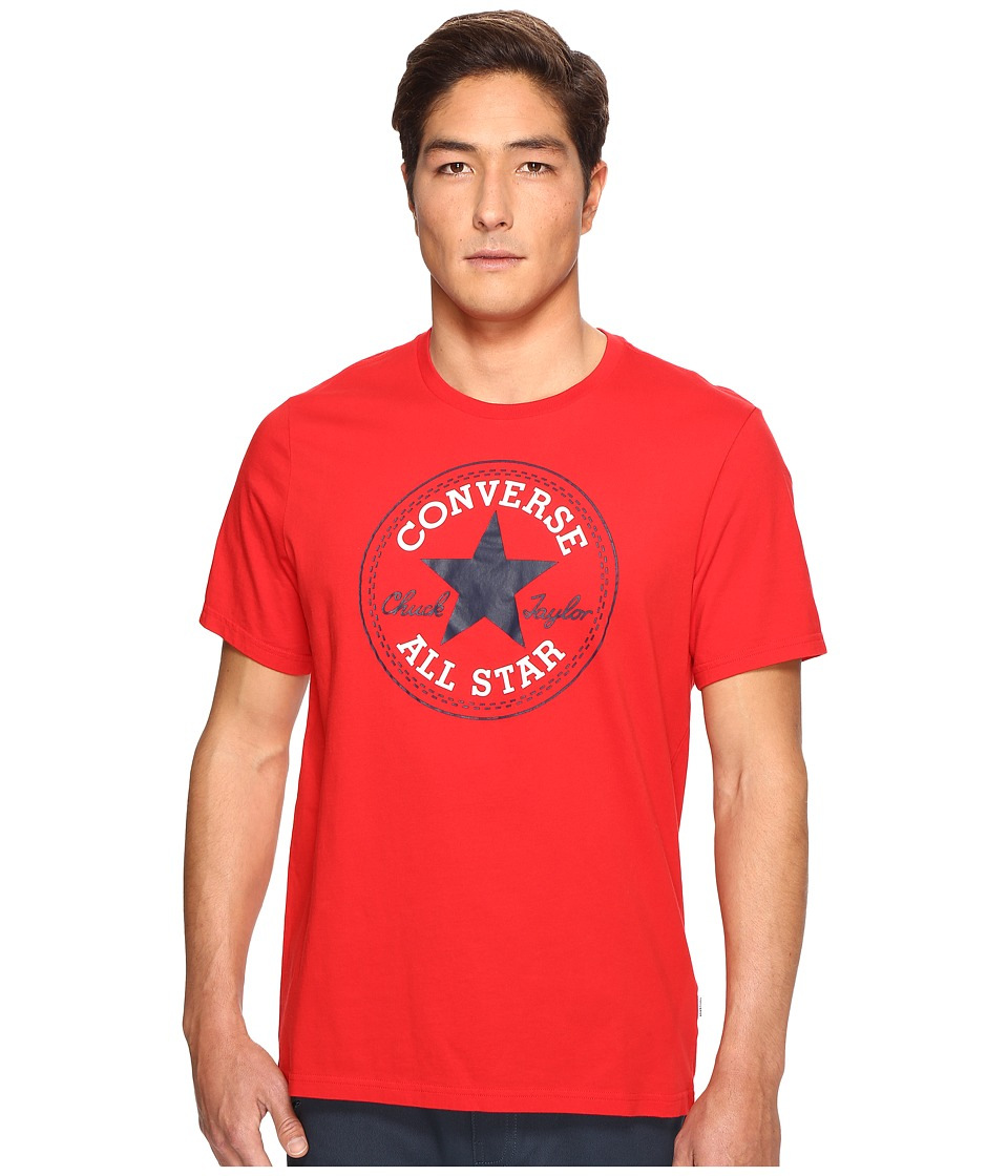 Converse Core Chuck Patch Tee (Casino) Men