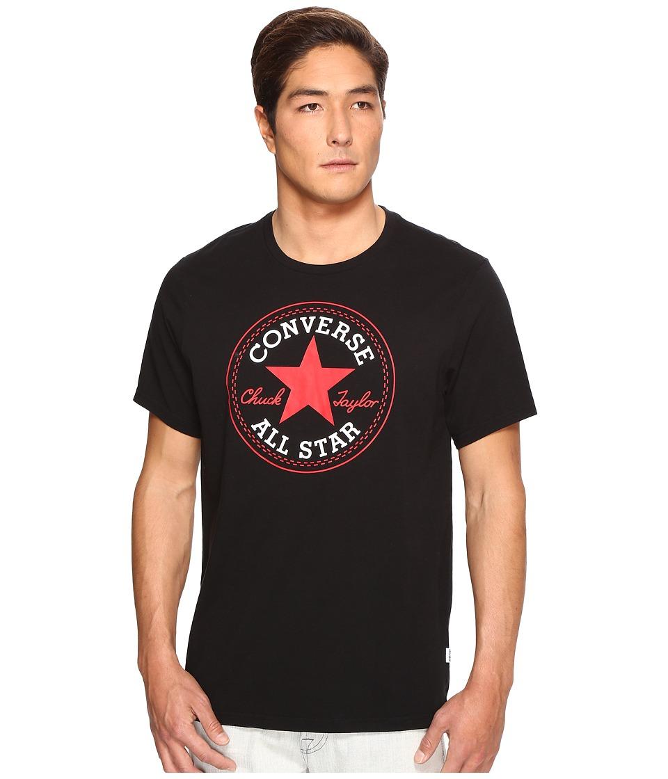 Converse Core Chuck Patch Tee (Black) Men