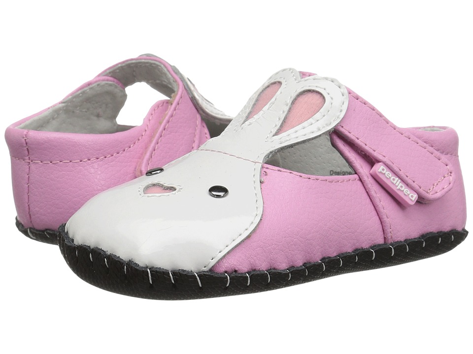 pediped Bonnie Originals (Infant) (Pink) Girl's Shoes
