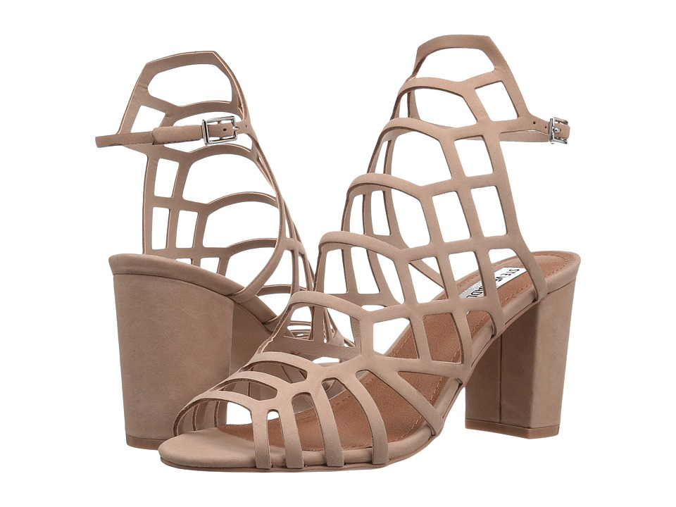Steve Madden Dafine (Blush Nubuck) High Heels