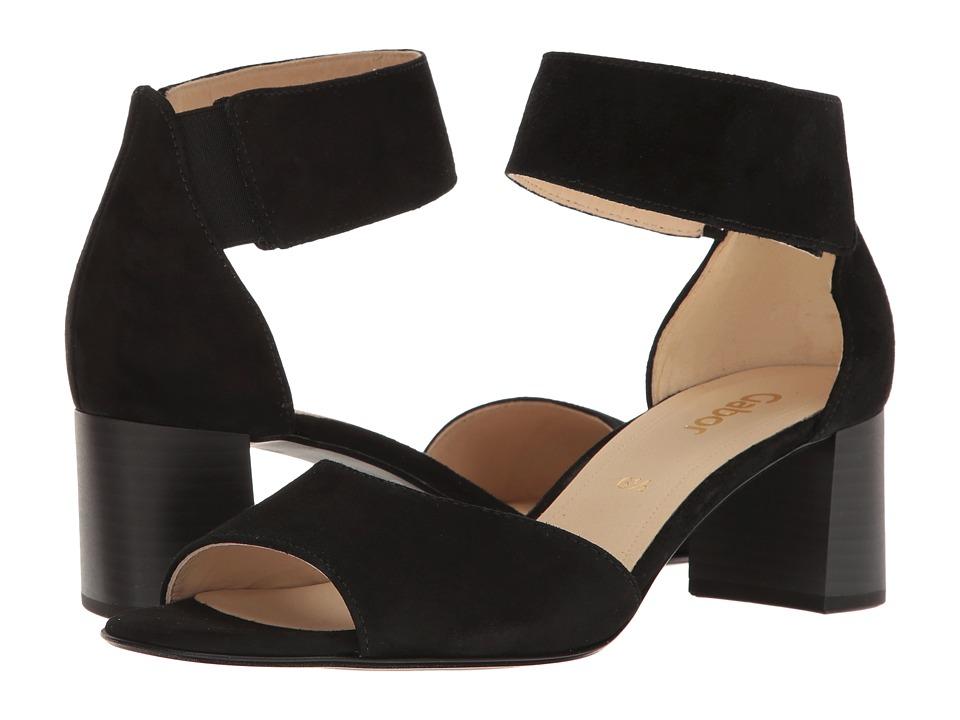 Gabor Gabor 6.5800 (Black) High Heels