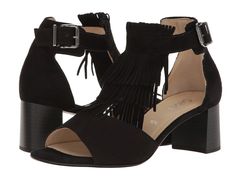 Gabor Gabor 6.5802 (Black) High Heels