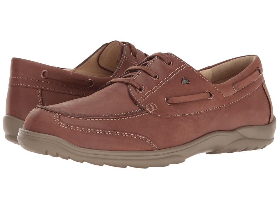 Finn Comfort Surfside (Saddle Seta) Men's  Shoes