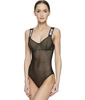 Moschino - Fashion Mesh Bodysuit