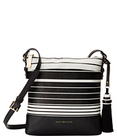 Tommy Hilfiger - Grace North/South Crossbody Tommy Stripe