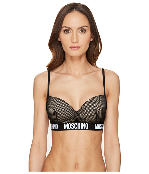 Moschino Fashion Mesh Bustier