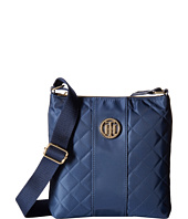 Tommy Hilfiger - Isla North/South Crossbody Quilted Nylon