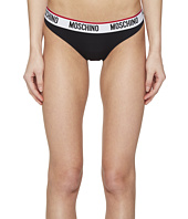 Moschino - Microfiber Logo Brief