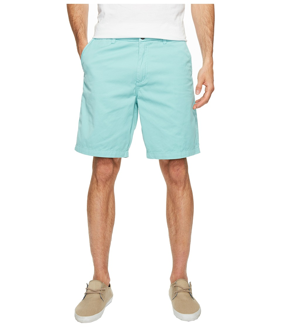 Quiksilver Waterman Down Under 4 Walkshorts (Agate Green) Men