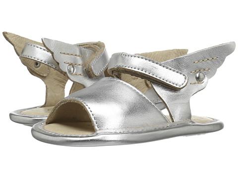 Old Soles Free Sandal (Infant/Toddler) - Silver