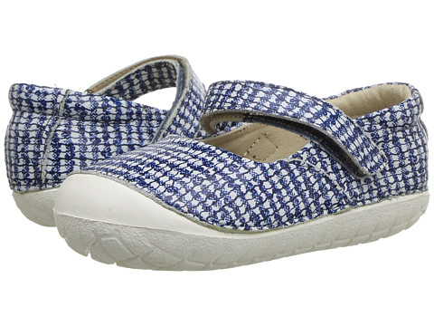 Old Soles Pave Jane (Infant/Toddler) - Blue/Bianco
