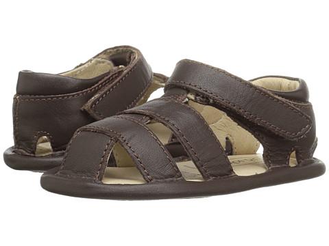 Old Soles Sandy Sandal (Infant/Toddler) - Brown