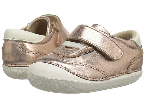 Old Soles Sporty Pave (Infant/Toddler) - Copper/White