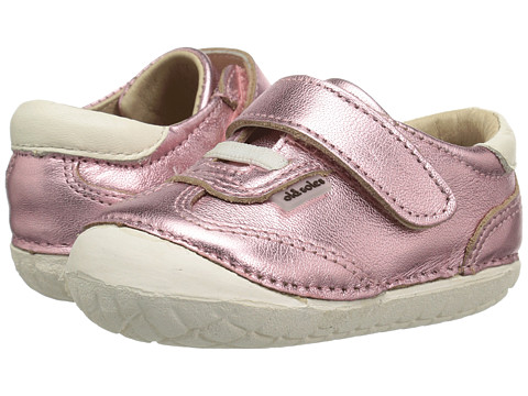 Old Soles Sporty Pave (Infant/Toddler) - Pink Frost/White