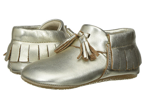 Old Soles Bambini Toggle (Infant/Toddler) - Gold