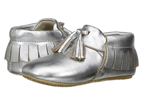 Old Soles Bambini Toggle (Infant/Toddler) - Silver