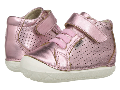 Old Soles Pave Cheer (Infant/Toddler) - Frost Pink