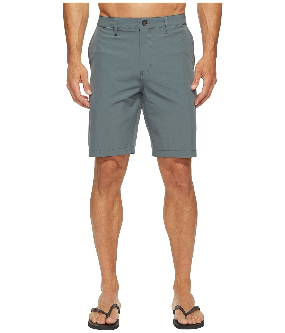 Quiksilver Waterman Vagabond 2 Shorts (Dark Slate) Men
