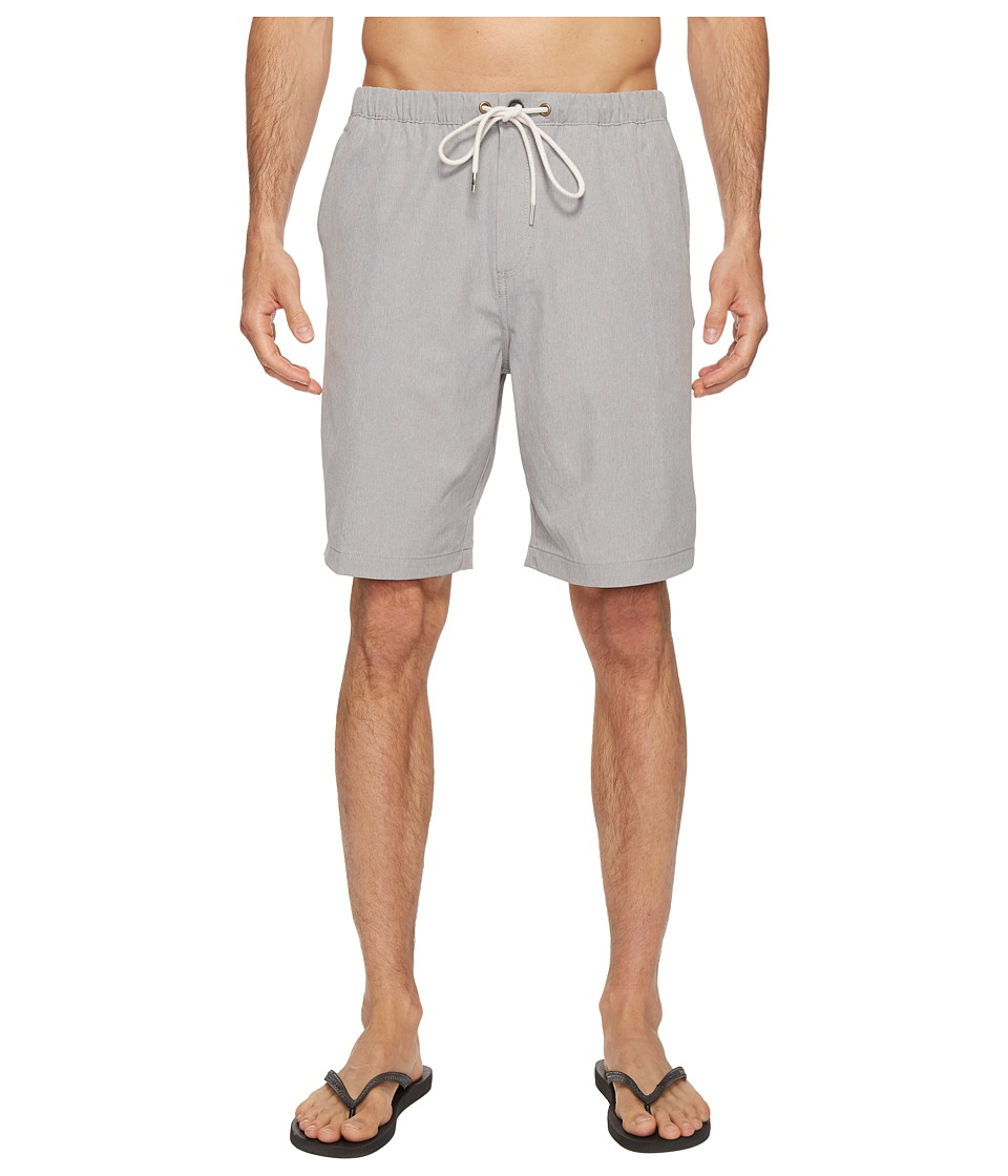 Quiksilver Waterman Suva 2 Walkshorts (Wild Dove) Men