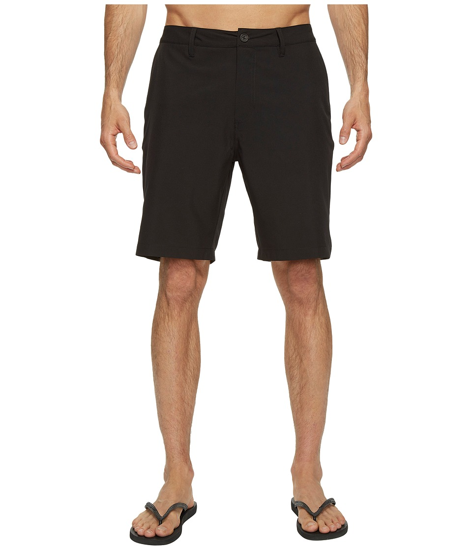 Quiksilver Waterman Striker 3 Shorts (Black) Men