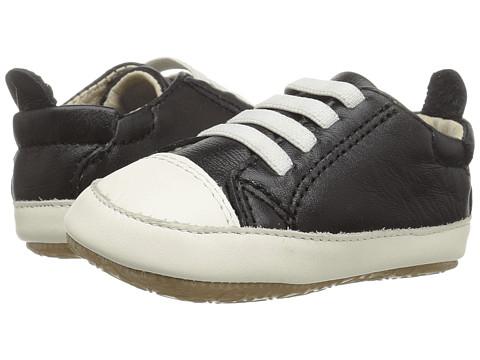 Old Soles Eazy Jogger (Infant/Toddler) - Black/White
