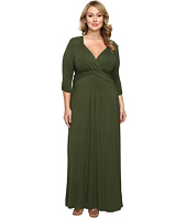 Kiyonna - Desert Rain Maxi Dress