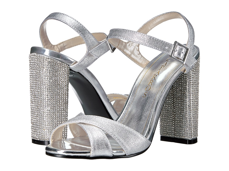 Caparros Hayley (Silver Metallic) High Heels