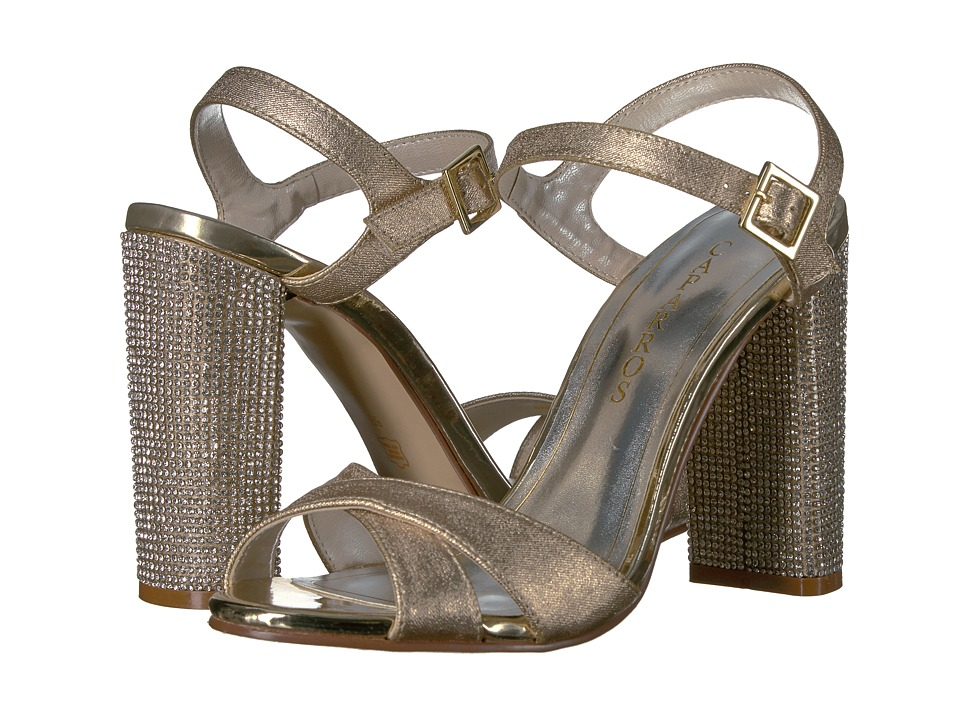 Caparros Hayley (Gold Metallic) High Heels