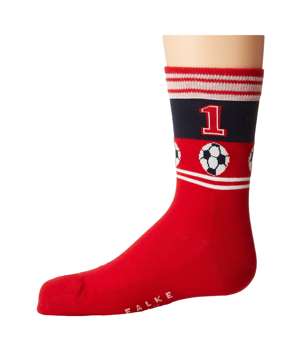 Falke - Soccer Socks (Toddler/Little Kid/Big Kid) (Fire) Crew Cut Socks Shoes