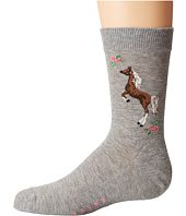 Falke - Horse Socks (Toddler/Little Kid/Big Kid)