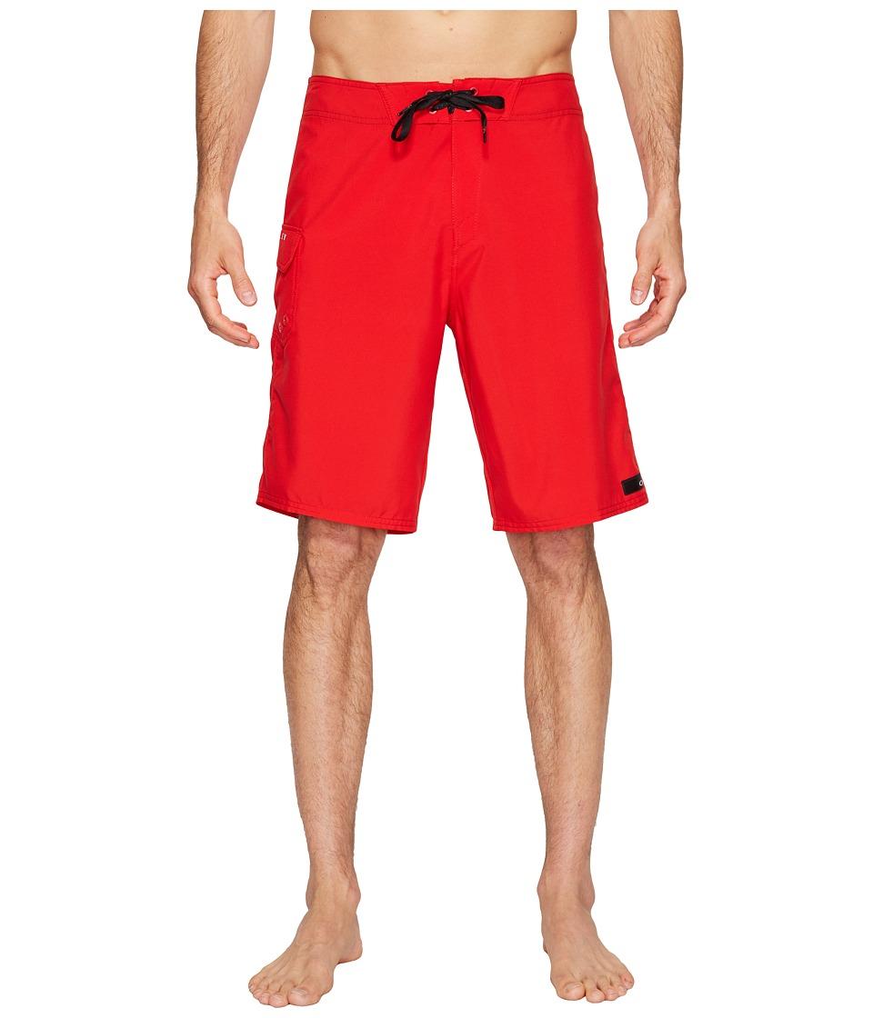 Oakley Kana 21 Boardshorts (Red Line) Men