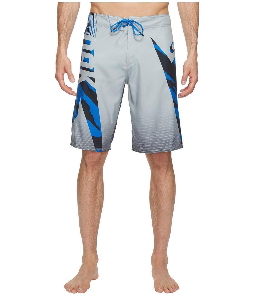 Oakley Bro Zone 21 Boardshorts (Stone Grey) Men