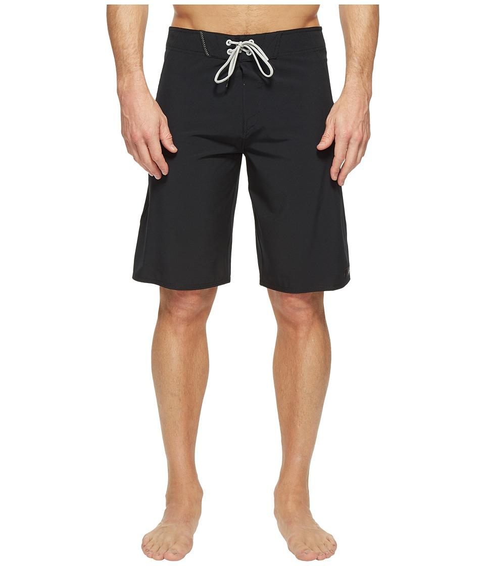 Oakley Sidetrack 21 Boardshorts (Blackout) Men