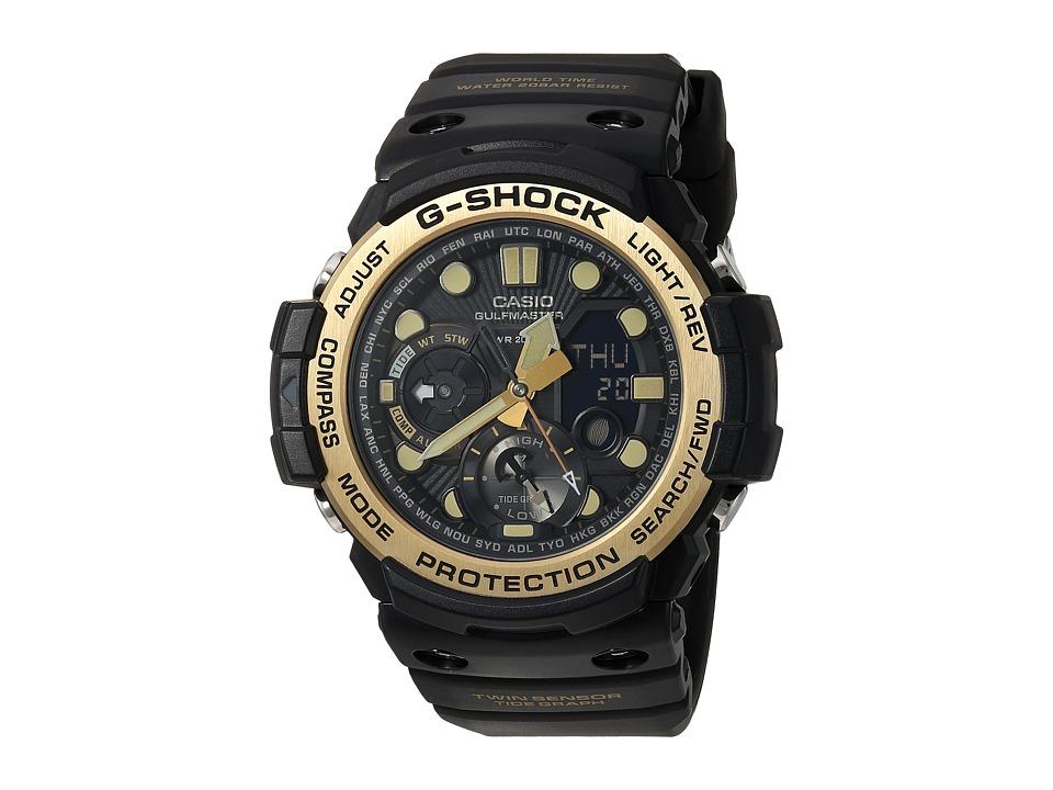Casio GN-1000GB (Black) Sport Watches