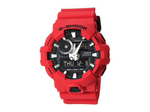 G-Shock GA-700 - Red