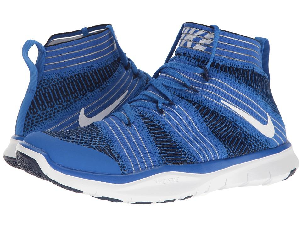 Nike Free Train Virtue (Hyper Coablt/White/Binary Blue) Men
