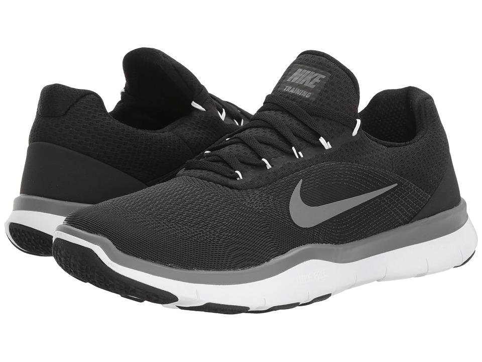 Nike Free Trainer v7 (Black/Pure Platinum/White) Men