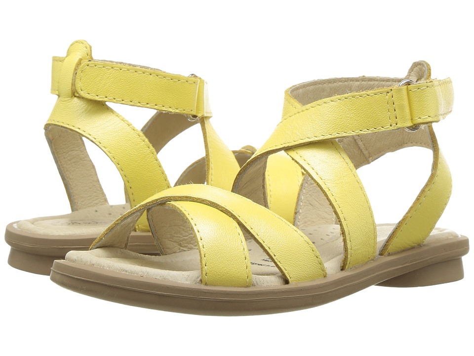 Old Soles Urban Sandal (Toddler/Little Kid) (Lemon) Girls Shoes