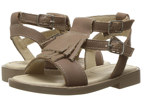 Old Soles Stylin Fringe (Toddler/Little Kid) - Distressed Coffee