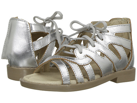 Old Soles Glamourama Sandal (Toddler/Little Kid) - Silver