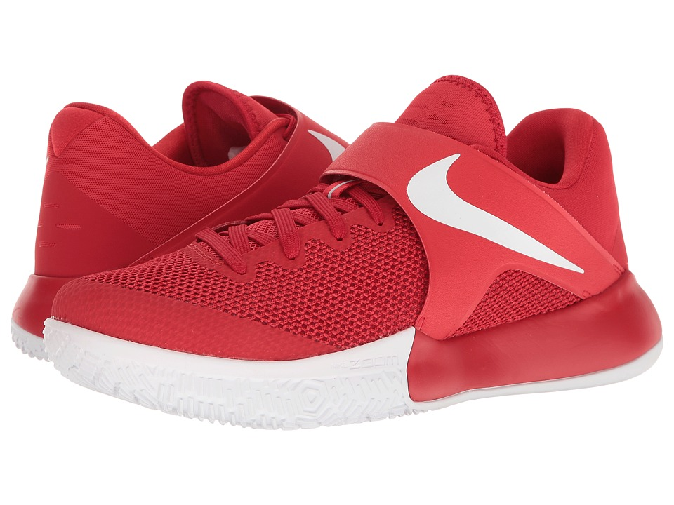 Nike Zoom Live 2017 (University Red/Black/Bright Crimson) Men