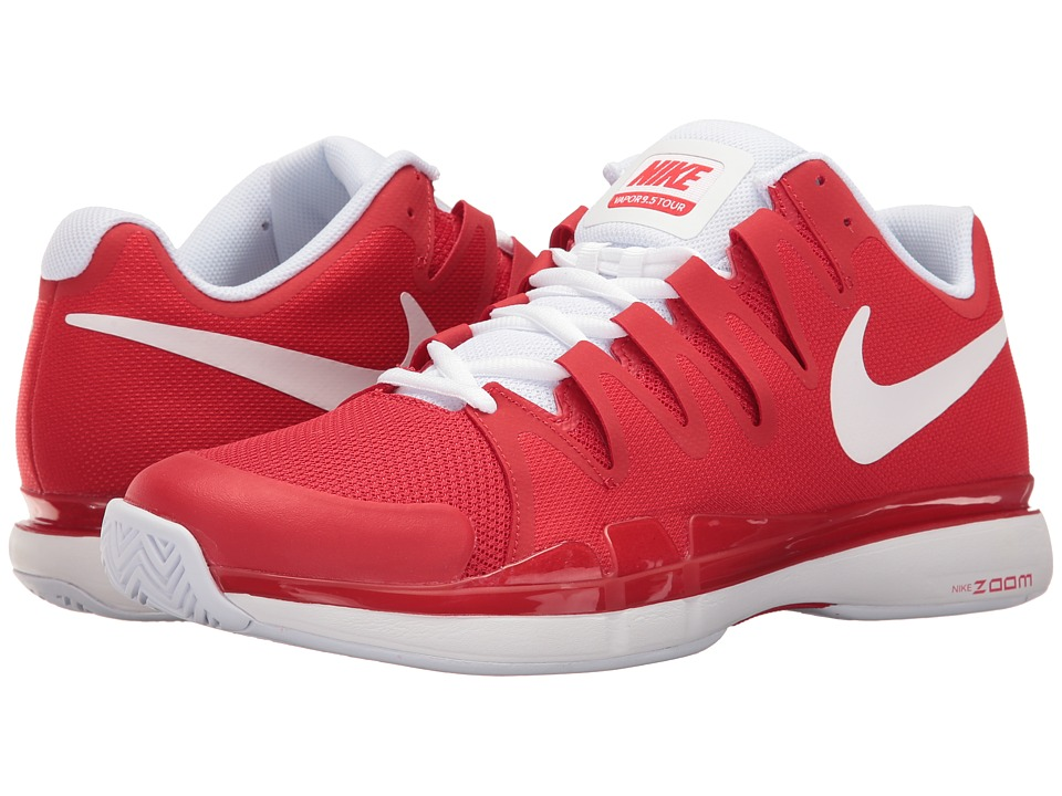 Nike Zoom Vapor 9.5 Tour (University Red/White) Men