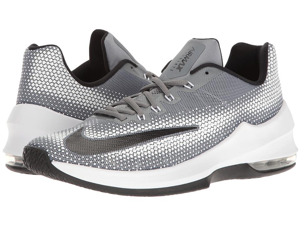 Nike Air Max Infuriate Low (Cool Grey/Black/White) Men
