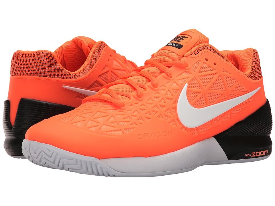 Nike Zoom Cage 2 (Tart/White/Black) Men