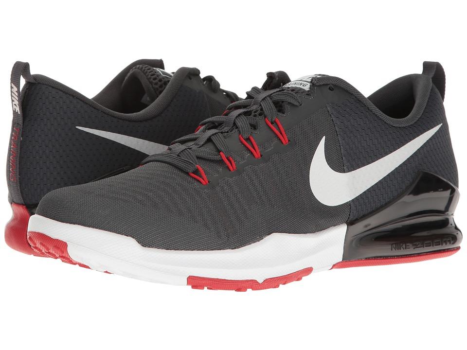 Nike Zoom Train Action (Anthracite/White/University Red/Black) Men