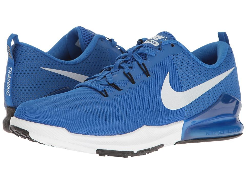 Nike Zoom Train Action (Hyper Cobalt/Black/White) Men
