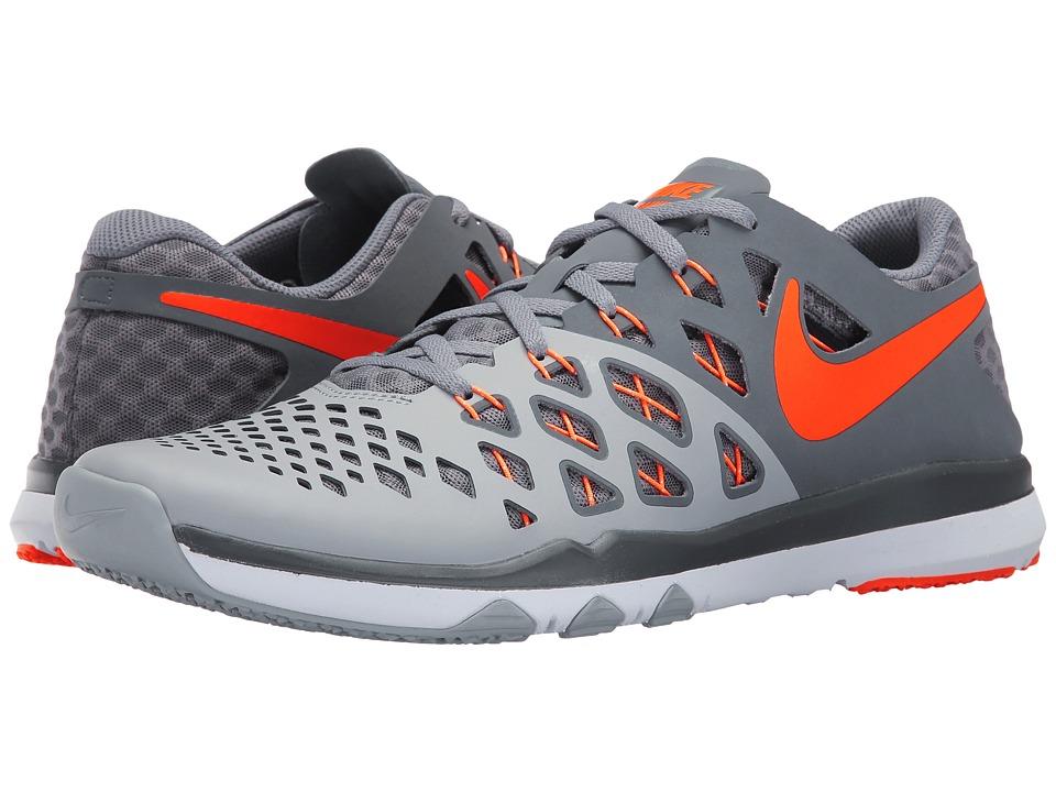 Nike Train Speed 4 (Cool Grey/Hyper Crimson/Wolf Grey/White) Men