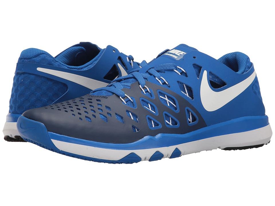 Nike Train Speed 4 (Hyper Cobalt/White/Binary Blue) Men