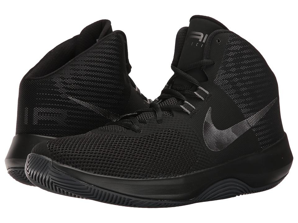 Nike Air Precision NBK (Black/Metallic Dark Grey/Cool Gre...
